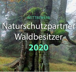 @Waldbesitzer: Wettbewerb Naturschutzpartner Waldbesitzer 2020