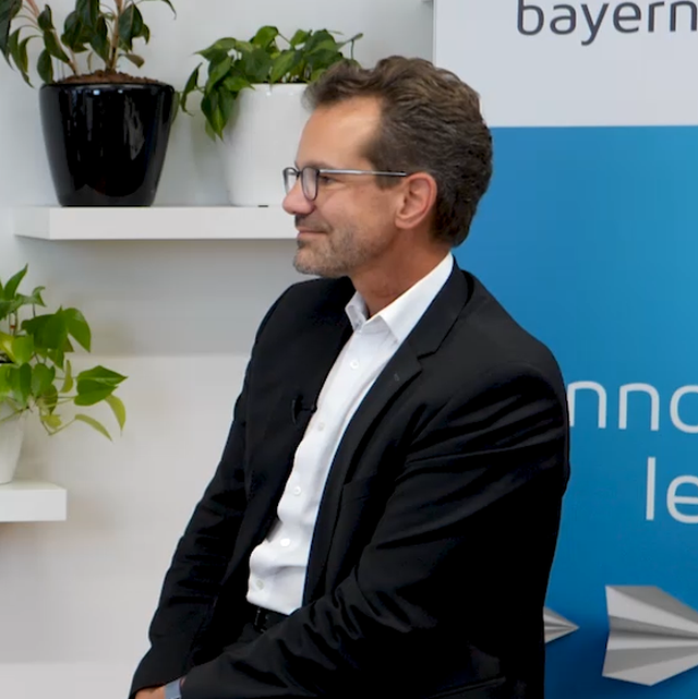 Im Interview mit Innovationsmanager Dr. Rainer Seßner