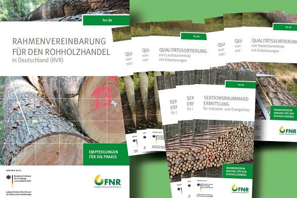 Rahmenvereinbarung für den Rohholzhandel
