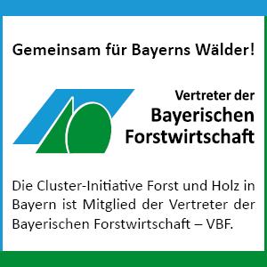 logo VBF Vertreter Bayerischen Forstwirtschaft 2019