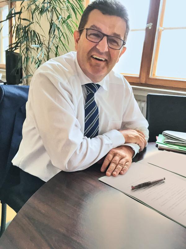 Staatssekretär Franz Josef Pschierer