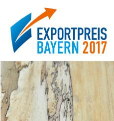 The Winner is ... Mehling & Wiesmann: Bayerische Buche ziert den Louvre – Bayerischer Exportpreis geht in den Spessart