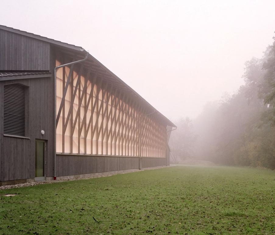 Deutscher Architekturpreis & Deutscher Holzbaupreis - Bayerische Bauten das Maß der Dinge