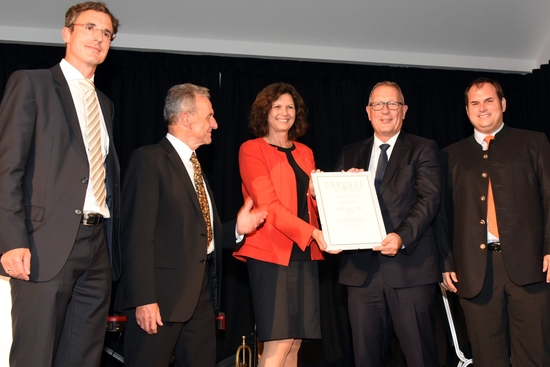 25. C.A.R.M.E.N.-Symposium: WPC-Entwicklung mit Ernst-Pelz-Preis prämiert