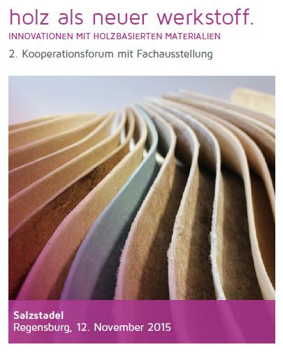 kooperationsforum holz-als neuer werkstoff thema