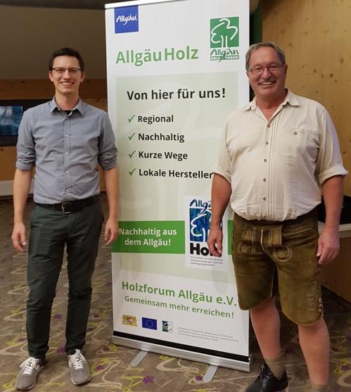 Jahreshauptversammlung des Holzforum Allgäu e.V. im ExplorerHotel Neuschwanstein in Nesselwang