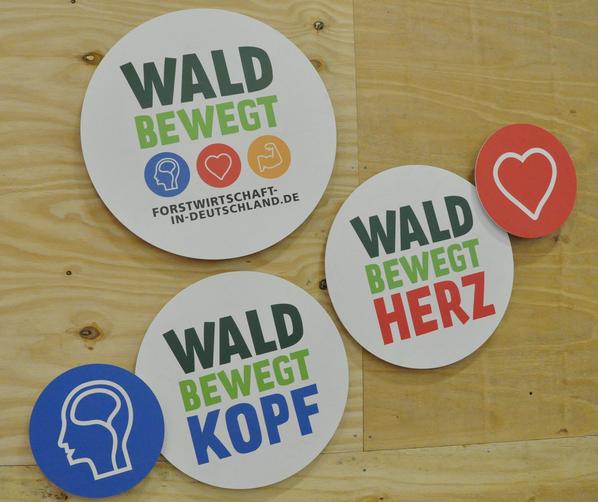 """Forstwirtschaft und Sport schließen Kooperationsvereinbarung """"Wald.Sport.Bewegt."""""""