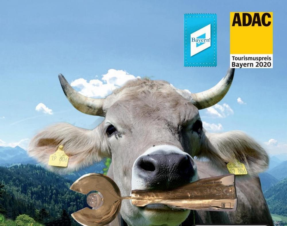 ADAC Tourismuspreis Bayern 2020 - Erlebnisholzkugel in der Oberpfalz sichert sich den ersten Platz